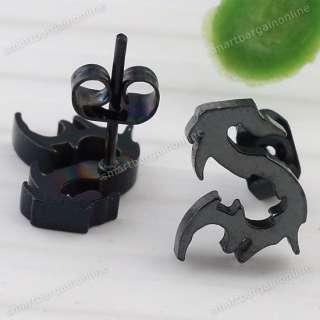 Stainless Steel Men Ear Earring Stud Fashion Jewelry Cool