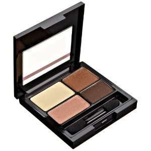 REVLON Colorstay 16 Hour Eye Shadow Quad, Brazen, 0.16