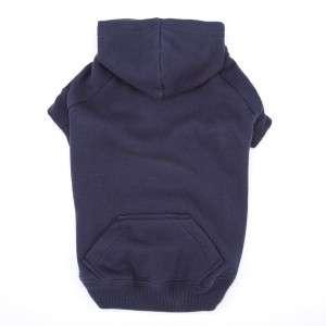Casual Canine Basic Dog Hoodie Sweatshirt XS XXL NEW