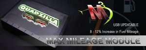 Quadzilla Mileage Max Dodge Ram Cummins 2001 DMPG002