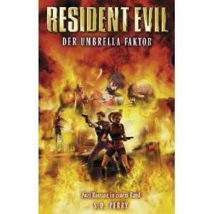 Resident Evil 02. Der Umbrella Faktor (9783833222306): S