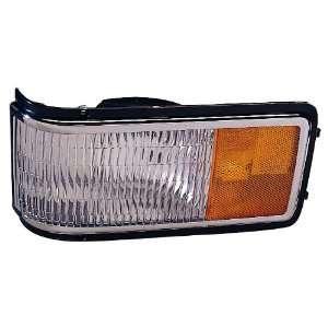 89 93 Cadillac Fleetwood Signal Marker Light ~ Right (Passenger Side