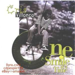 One Smile At A Time   Philippine Music CD: Cris Villonco: Music
