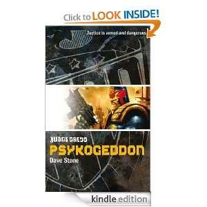 Judge Dredd #9 Psykogeddon Dave Stone  Kindle Store