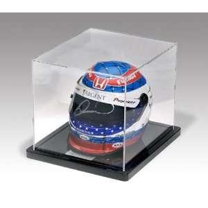 Danica Patrick Hand Signed Mini Helmet   Autographed NASCAR Helmets