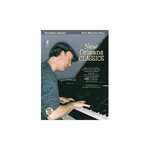 New Orleans Classics   Piano Play Along Musical Instruments