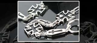 Lion Cross Biker Trucker Jeans Wallet Key Chain CS12