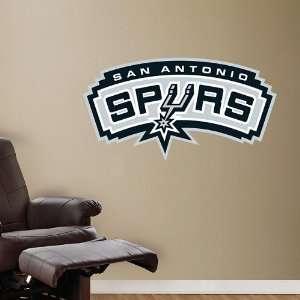 NBA San Antonio Spurs Logo Vinyl Wall Graphic Decal