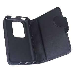 to Measure Executive Premium Leather Vertical Flip Case Nokia N900