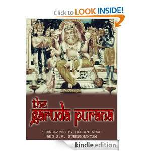 The Garuda Purana: S.V. Subrahmanyam, Ernest Wood:  Kindle