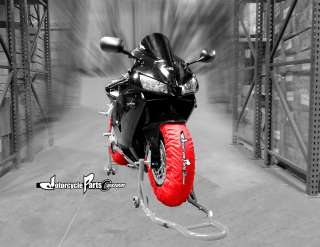 Motorcycle Tire Warmers Set, In Size  120/180 Tyre Warmers Set CBR