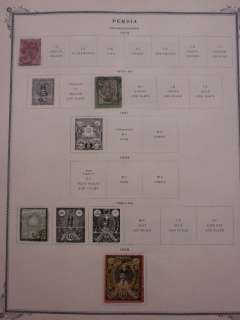 IRAN  Mint & Used collection on pages, many Better. Also includes 1