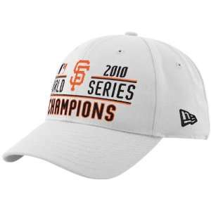New Era San Francisco Giants 2010 World Series Champions