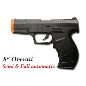 JLS 2012B FULL AUTO ELECTRIC AIRSOFT PISTOL GUN Sports & Outdoors