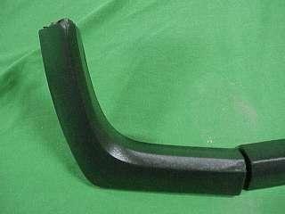 1968 Plymouth 4 Piece Lower Dash Pad dark green OEM
