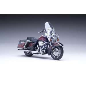 2010 Harley Davidson LHR Road King Charcoal Base Flow