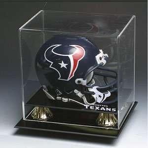 Houston Texans NFL Full Size Football Helmet Display Case