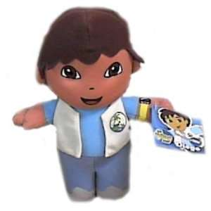 Dora the Explorer 8 Diego Plush Toys & Games