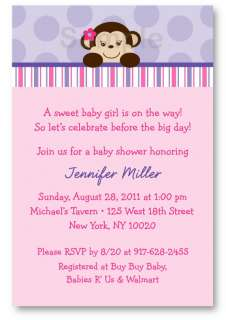 any expecting mom will love custom baby shower invitations this
