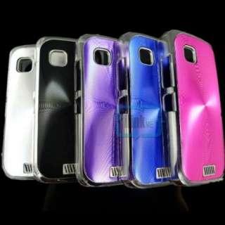 5X Aluminum Metal Hard Back Case Cover for Nokia C5 03 #NK42