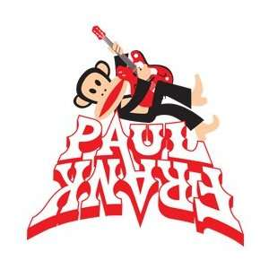 Paul Frank Julius Guitar Hero Wall Sticker Decal Wallpaper
