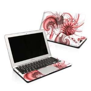 Pink Shrimp Design Protector Skin Decal Sticker for Apple MacBook Pro