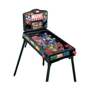 marvel pinball machine
