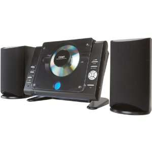 Micro Cd Player Stereo System With Am/fm Tuner Electronics