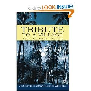 Tribute To A Village And Other Poems (9780595316984
