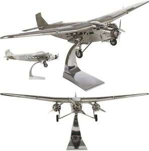 FORD TRI MOTOR MODEL AIRPLANE AIRCRAFT MUSEUM QUALITY
