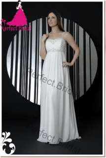 Maternity Wedding Dresses Bridal Gown Prom Party Ball Formal 2012