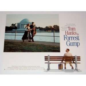 FORREST GUMP Movie Poster Print   11 x 14 inches   Tom Hanks   LC06