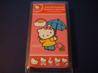 Hello kitty greetings cricut cartridge retired htf hello kitty greetings cricut cartridge new sealed rare retired free us m4hsunfo