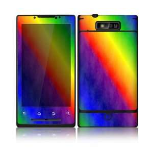 Rainbow Design Decorative Skin Cover Decal Sticker for