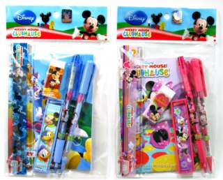 Disney Mickey Mouse Stationery Gift Sets Party Favors