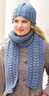 Ravelry: Hairpin Lace Crochet Scarf pattern by Jennifer Hansen