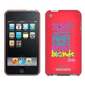 Barbie Good Girl Gone Blonde on iPod Touch 4G XGear Shell