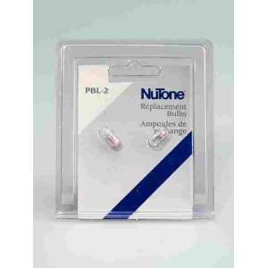 4 each: Nutone Replacement Push Button Bulbs (PBL 2): Home