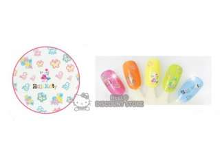 Hello Kitty Nail Art Stickers  Butterfly