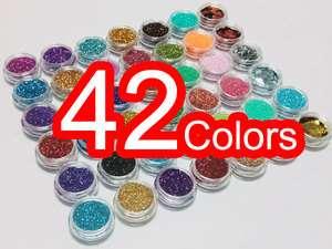 Glitter Sparkle Dust Powder Nail Art Tip Decoration Make Up