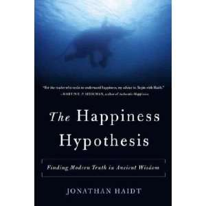 The Happiness Hypothesis: Books