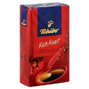 Tchibo Rich Roast Coffee 8.8 OZ (Pack of 12) Health
