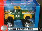Green Bay Packers 1956 Ford Monster Truck 1/43 New