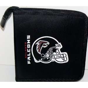NFL Licensed Atlanta Falcons CD DVD Blu Ray Wallet