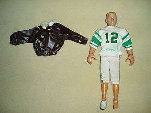 JOE NAMATH 12 in. TALL G.I. JOE ACTION FIGURE, RARE