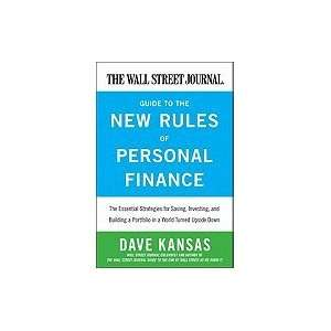 The Wall Street Journal Guide to the New Rules of Personal