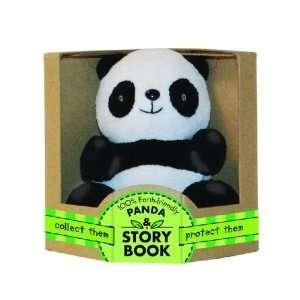 Green Start Storybook and Plush Box Sets Little Panda