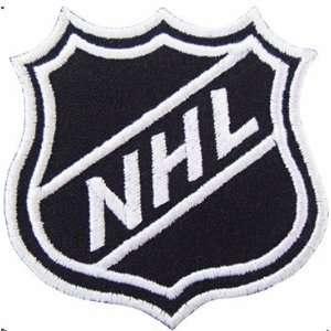 NHL National Hockey League Logo Iron On Patches