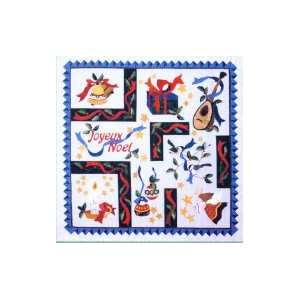 Seasons of Joy Quilt Pattern by Mary Sorensen Arts, Crafts & Sewing