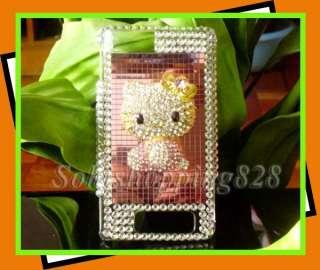 High quality 3D Hello Kitty design, looks gorgeous. The Metal Hello